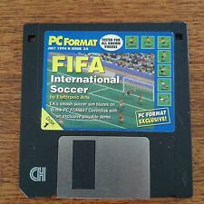 PC Format Cover Disk FIFA International Soccer Demo 1994