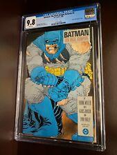 Batman The Dark Knight Returns 2 (1986) / CGC 9.8 / White Pages / 1ST PRINT