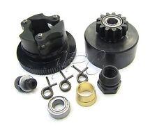 Hot Bodies D817 - CLUTCH (flywheel bell springs shoes HBS204124 Buggy HB D815