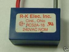 ( 2 Pc. ) R-K Electronics Rcs2A-18 Snubber Suppressor