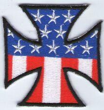 écusson ECUSSON PATCHE PATCH THERMOCOLLANT CHOPPER USA
