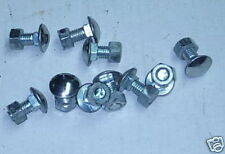 1968-1969 Chevy Chevelle Bumper Bolts (Package of 10) NEW 1""