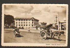 SAIGON (INDOCHINE / VIET-NAM) HOTEL DU CHEMIN DE FER