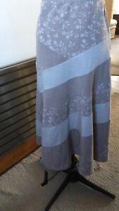 M&S Beige Skirt Size 10