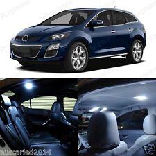 Mazda Cx7 2007-2011 Premium White LED Interior Package (6 Pieces)