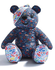 Liberty x BBC Children in Need Pudsey Bear Limited Edition Print 15cm high NEW