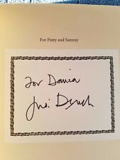 Judi Dench, AND FURTHERMORE *SIGNED & INSCRIBED* 2012 Softcover 1ST/ST Like New!