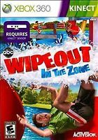 Wipeout: In the Zone (Microsoft Xbox 360, 2011) KINECT COMPLETE ACTIVISION NTSC