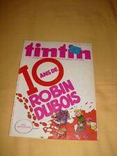 TINTIN N°208 août 1979