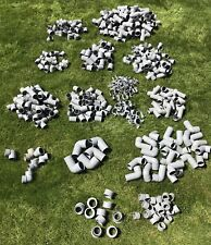 Job Lot Hepworth Solvent Weld Pipe Fittings (Over 400 Pieces)