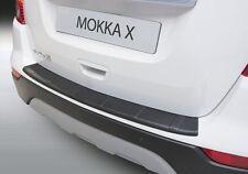 BLACK RGM REAR GUARD BUMPER PAINT SILL PROTECTOR VAUXHALL MOKKA X 7.16on RBP915
