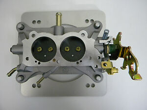 Genuine Holley 112-2 4412 500 CFM Complete Base Plate Assembly Free Hardware