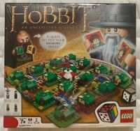 Lego 3920 The Hobbit Board Game Lord of the Rings Memory Skills Test, Sealed New