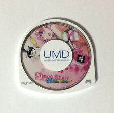 USED PSP Disc Only CHAOS;HEAD Love Chu Chu! JAPAN Sony PlayStation Portable game