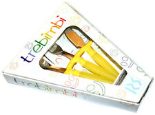 Yellow Trebimbi Kids Cutlery by Clever Little Ideas