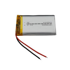 3.7V 3000 mAh Polymer Li battery Lipo For PDA GPS iPod Mp4 DVD Tablet PC  103565