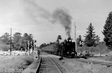 Victorian Railways Steam K184 Reversing Into 2 Road Cribb Point From Naval Base