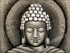 Buddha 5D Diamond Painting Full drill Rhinestone Embroidery Wedding Decor /3401