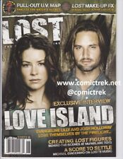 Lost The Official Magazine #10 Newsstand Edition Evangeline Lilly Cover
