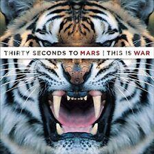 30 SECONDS TO MARS This Is War 2LP Vinyl & CD NEW 2009