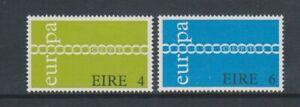 Ireland - 1971, Europa set - MNH - SG 302/3
