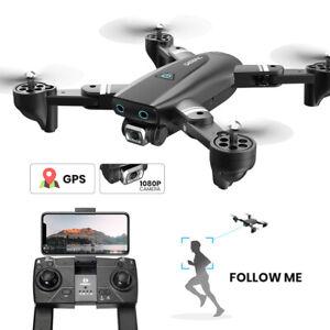 DEERC RC FPV GPS Drohne mit 1080P FOV HD Kamera  Quadcopter Drone für Anfänger