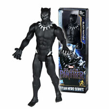 Marvel Avengers Titan Hero Series Black Panther Action Figures Kids Playset Toy