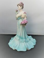 SUMMER FRAGRANCE  Coalport Events Figure of the Year 1998 Excellent Condition