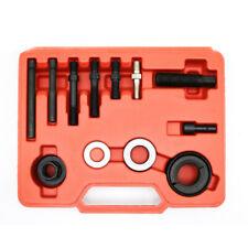 12PC Steering Wheel Pulley Puller Installer Kit Power Steering Pump Remover Tool