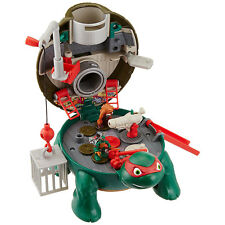 Teenage Mutant Ninja Turtles Micro Mutant Raphael Roof Top Pet to Turtle Playset