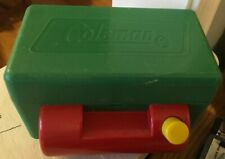 Vintage 1989 Playmates Coleman Grill Pretend Play Camping
