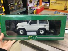 CULT SCALE MODELS - Toyota Land Cruiser BJ70 White CML067-1 1/18 Resin Model Car