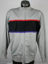 Reebok Orchard Street Retro Track Jacket Mens L basketball og vintage hip hop