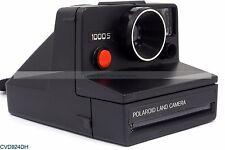 Polaroid Land Camera 1000S 1000 S RED GEPRÜFT & GETESTET (924)