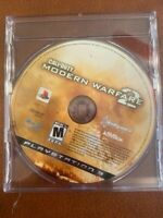 CALL OF DUTY MODERN WARFARE 2 (PS3) Sony PlayStation 3 (DISC and clear case)