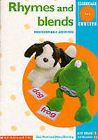Rhymes and Blends: Key Stage 1 (Essentials English), Bentley, Diana,Reid, Dee, V