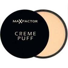 Polvos de maquillaje Max Factor para el rostro