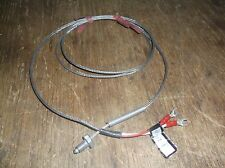 New Plastic Process Equipment Inc Ntc-348 Cable Assembly *Free Shipping*