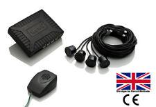 Reverse  Rear Parking 4 Sensor Kit Sensors with OEM Speaker British Brand UK