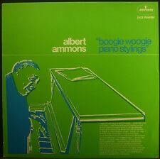 LP ALBERT AMMONS - boogie woogie piano stylings, nm