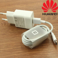 Cargador Rápido Enchufe y USB Tipo C Cable Para Huawei P10 Plus Honor 8 9 Mate 9