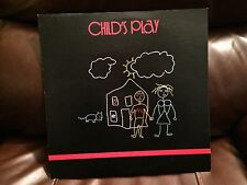 Child's Play Self Titled LP Moonlight Records MLR 1004 (VG/VG+)
