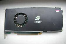 NVIDIA QUADRO FX3800 GT200 PCI-EX16 1 GB 2 X DISPLAY PORT/DVI