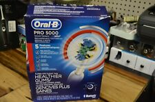 Oral-B Pro 5500 Smart Series Electric Toothbrush Bluetooth 5000
