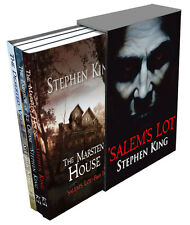 Salem's Lot by Stephen King Three Book Signed Limited Edition Slipcased Set