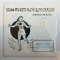 """GIANT HAYSTACKS: All Back To Mine 7"""" single (Art of the Underground series 17)"""