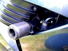 R&G RACING Crash Protectors, Kawasaki ZZR 1400 (ZX-14) 2006-2011 *BLACK*