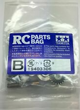 Tamiya 9403306/19403306 Porsche Turbo RSR 934/Jagermeister Metal Parts Bag B NIP