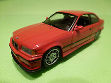 MINICHAMPS 22300 BMW M3 - E36 RED 1:43 - RARE SELTEN - EXCELLENT