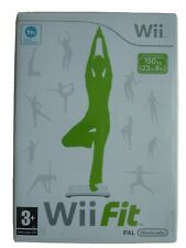 Wii Fit Game Only (Requires Balance Board) - NINTENDO Wii Keep Fit Inside